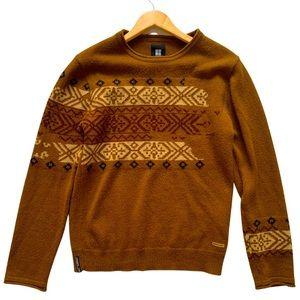 Insight wool jumper